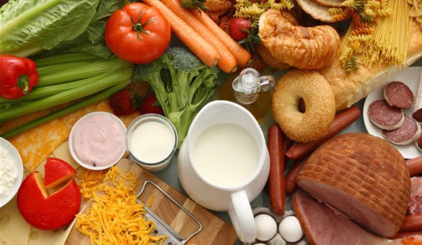 Съчетаване на храните