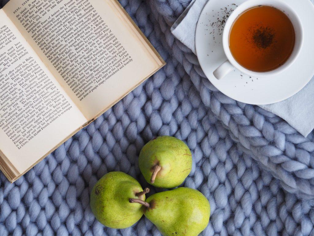 Плодове и чай - гладолечение